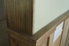 Detail of Chair Rail Moulding