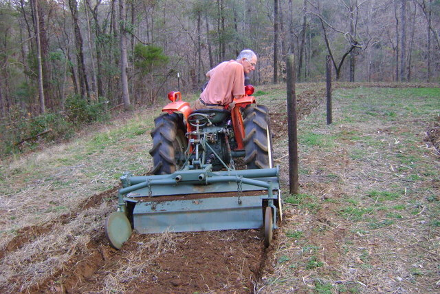 gardeningtractoryanmarsoilcompostingplowing